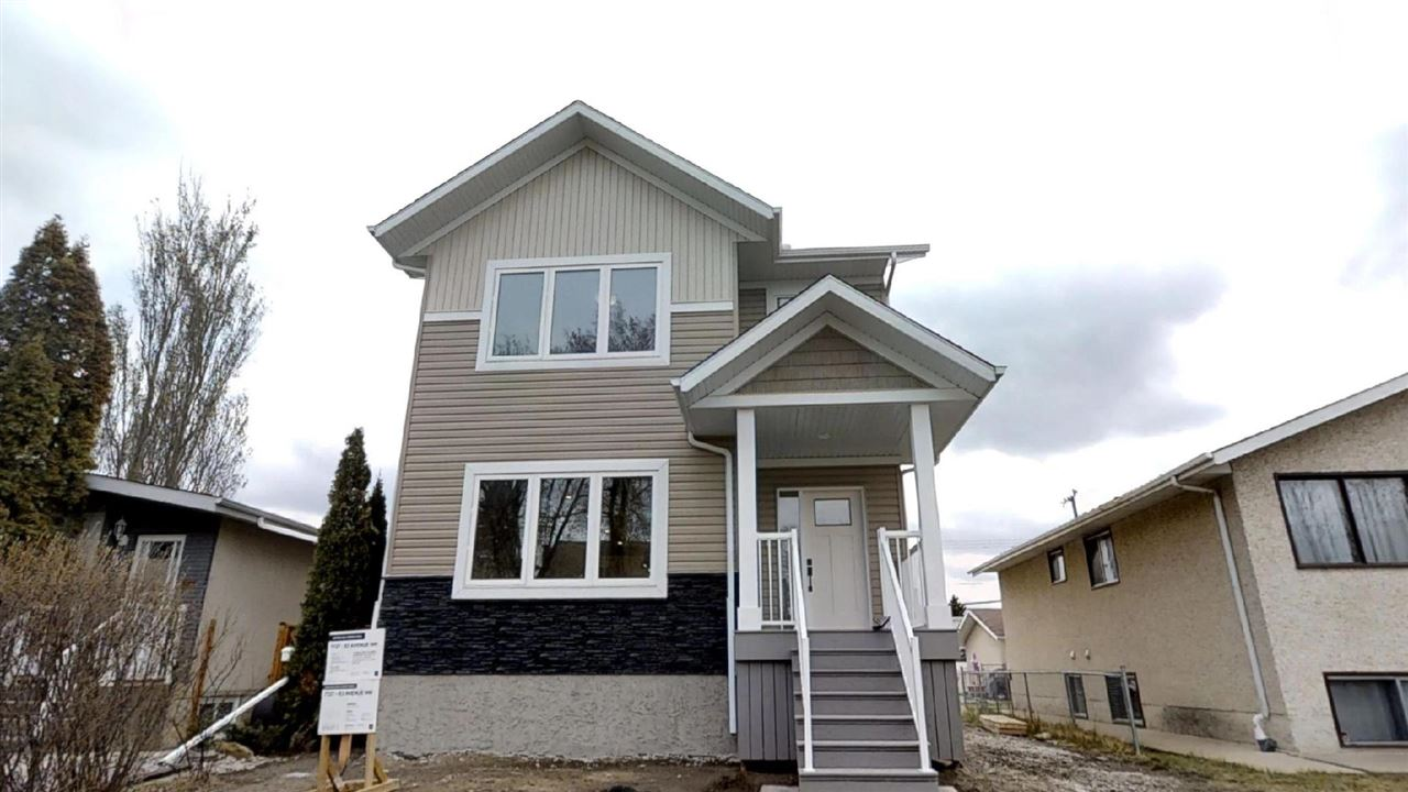 MLS® listing #E4155117 for sale located at 7127 83 Avenue