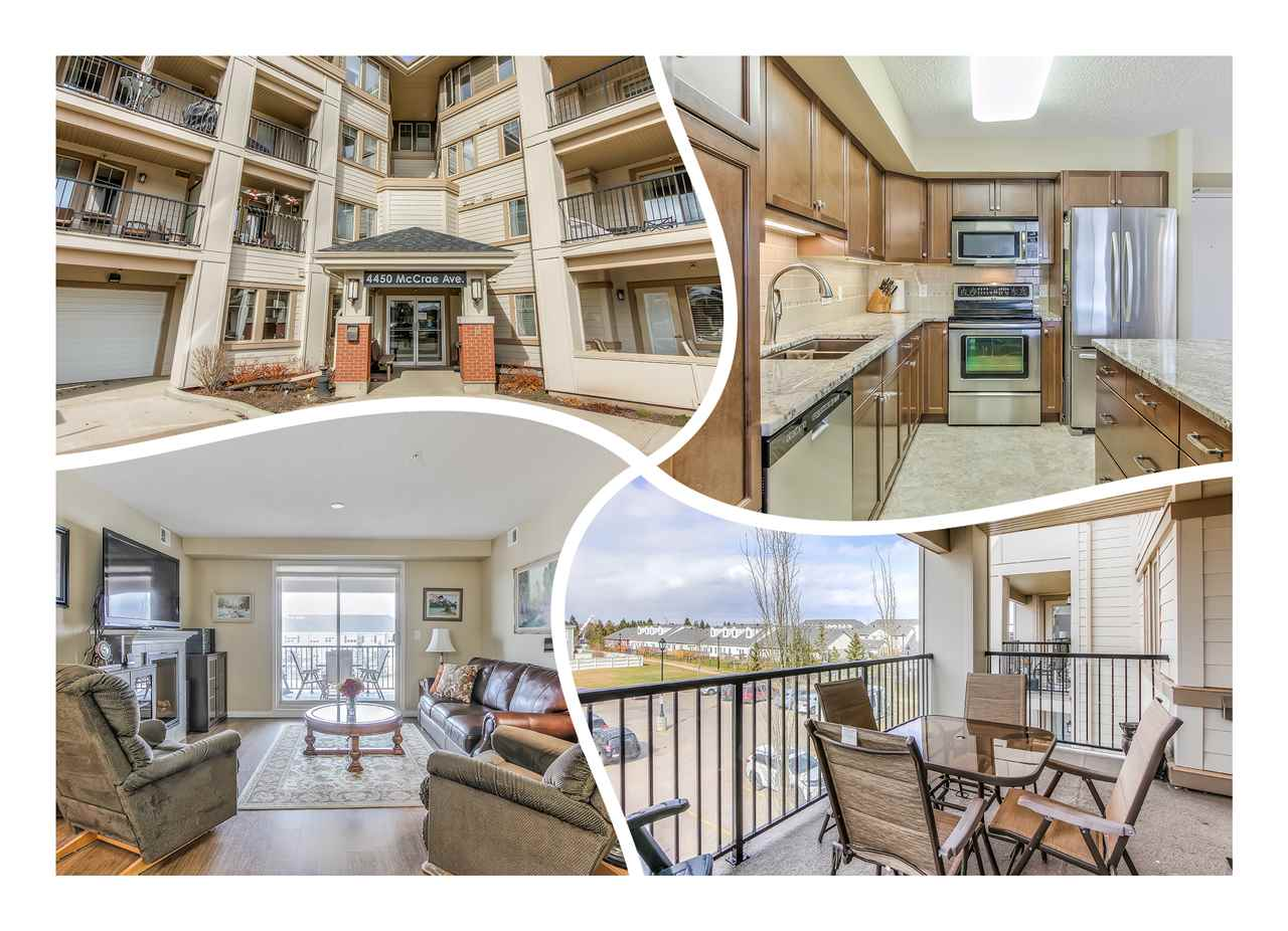 MLS® listing #E4155125 for sale located at 307 4450 MCCRAE Avenue