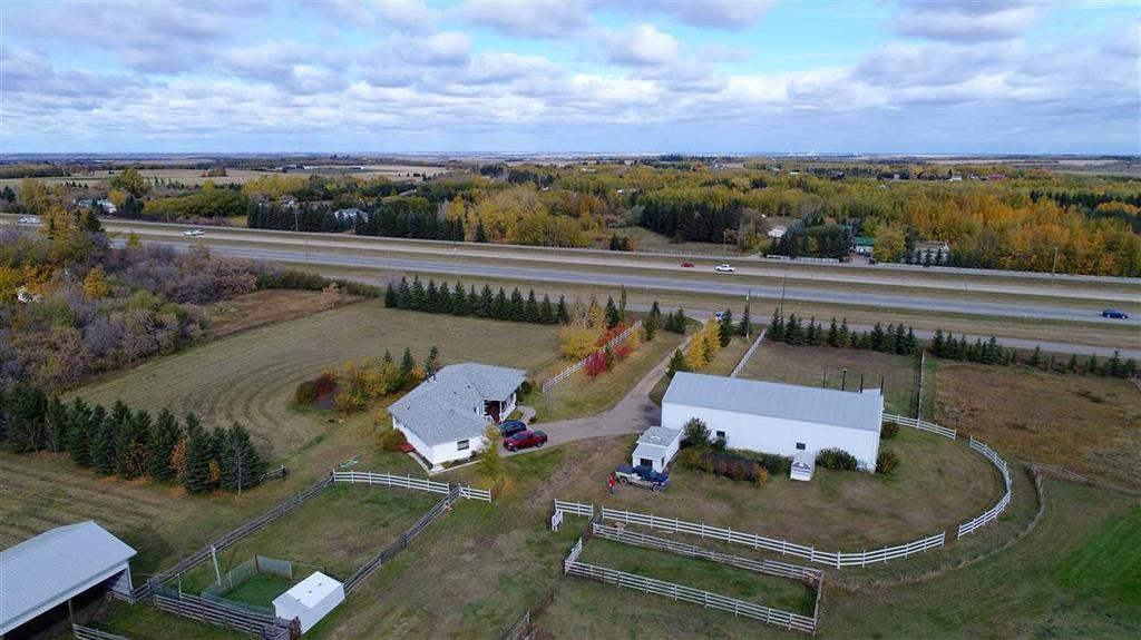 MLS® listing #E4155131 for sale located at 22249 HWY 16