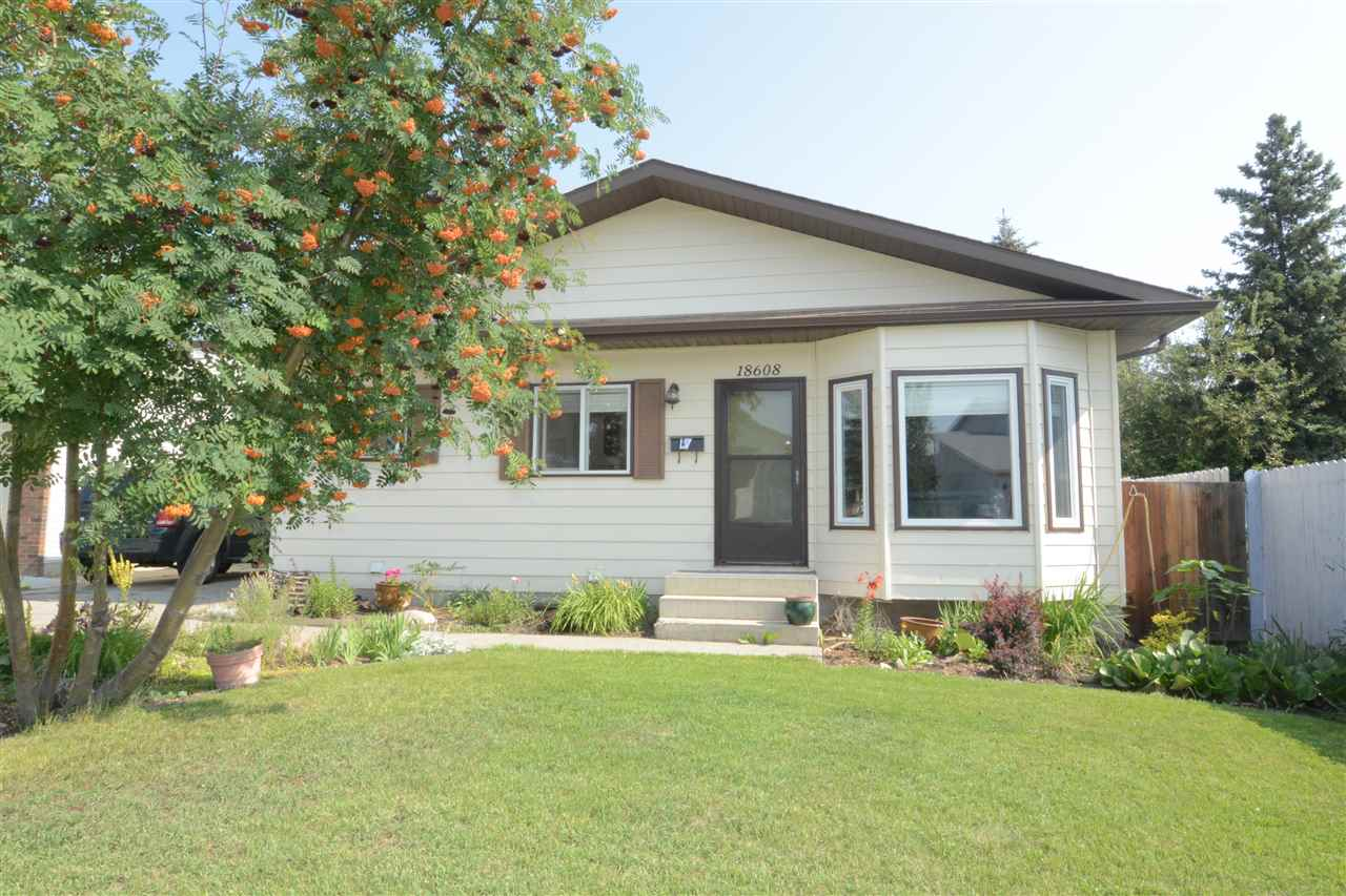 MLS® listing #E4155154 for sale located at 18608 61 Avenue