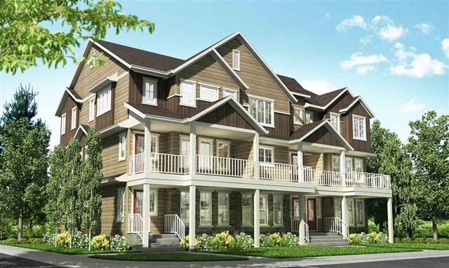 MLS® listing #E4155173 for sale located at 57 1051 Graydon Hill Boulevard