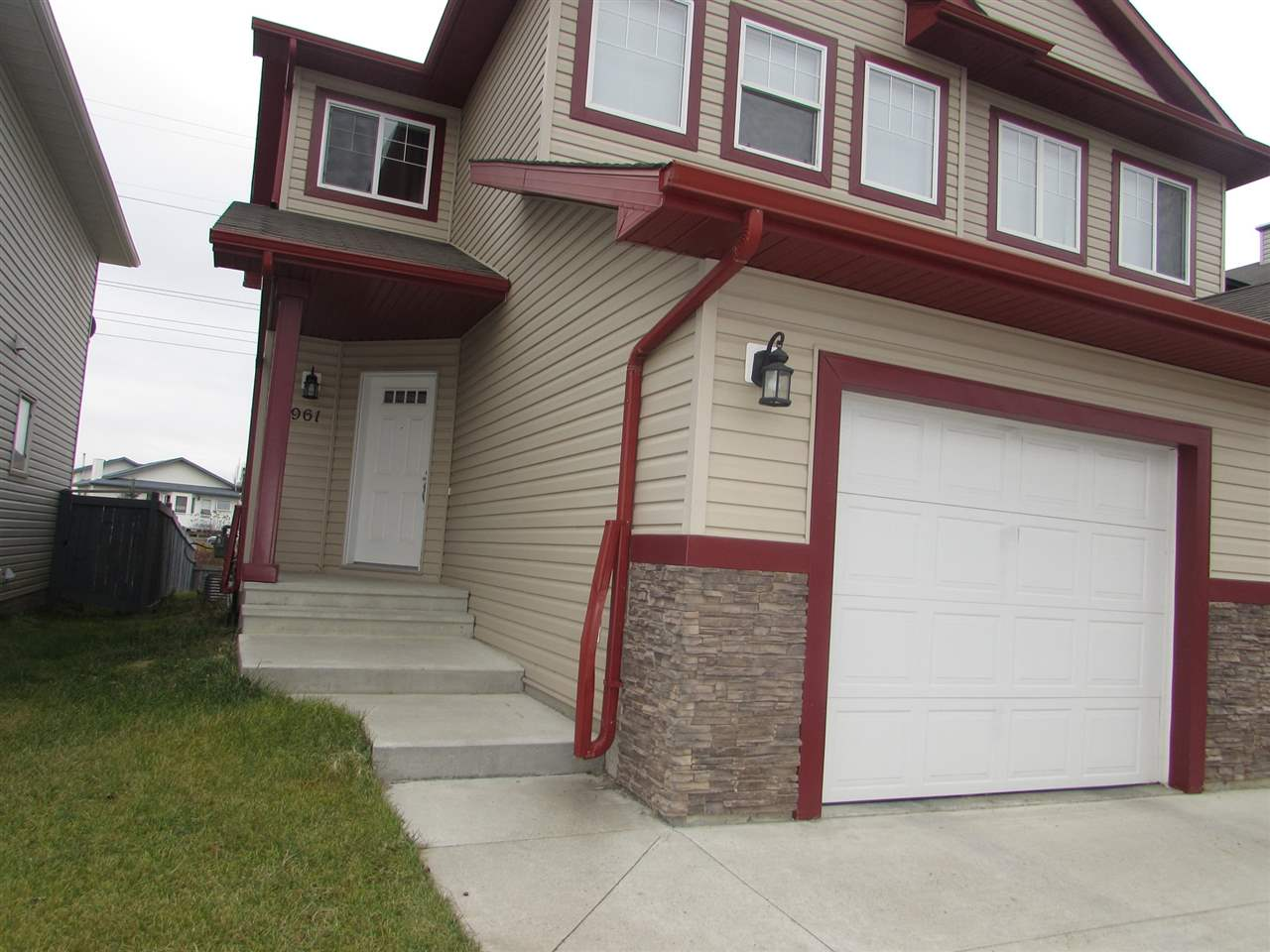 MLS® listing #E4155175 for sale located at 5961 164 Avenue