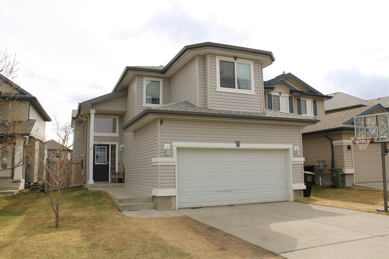 MLS® listing #E4155182 for sale located at 4009 158 Avenue