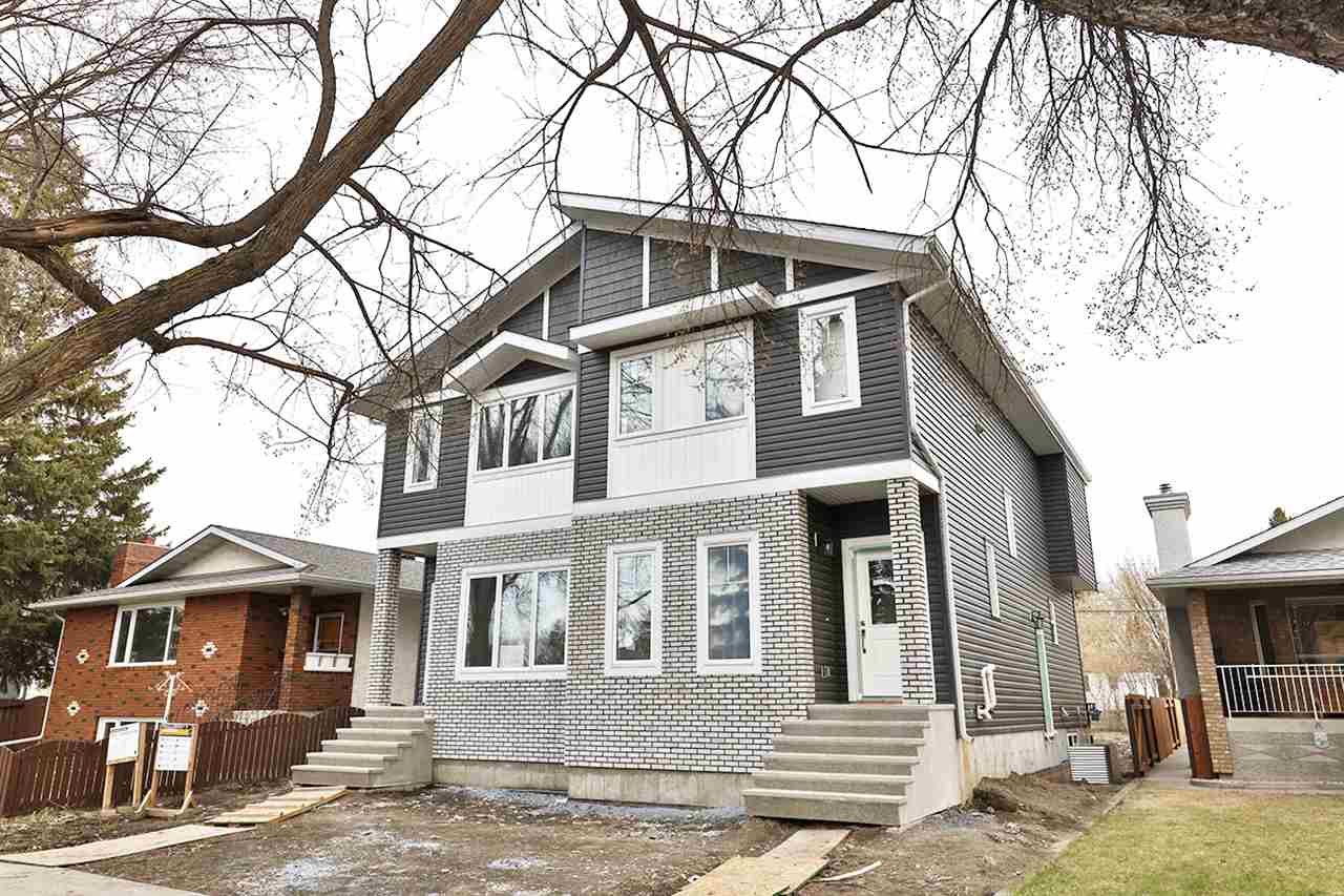MLS® listing #E4155249 for sale located at 8543 80 Avenue