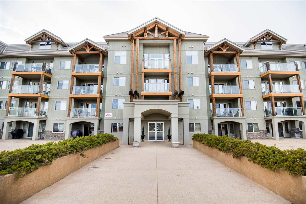 MLS® listing #E4155273 for sale located at 204 278 SUDER GREENS Drive