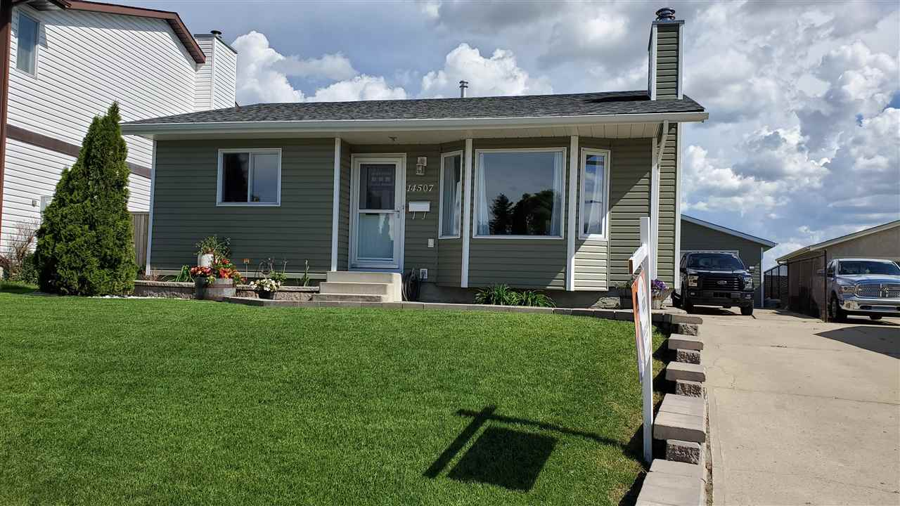 MLS® listing #E4155281 for sale located at 14507 19 Street