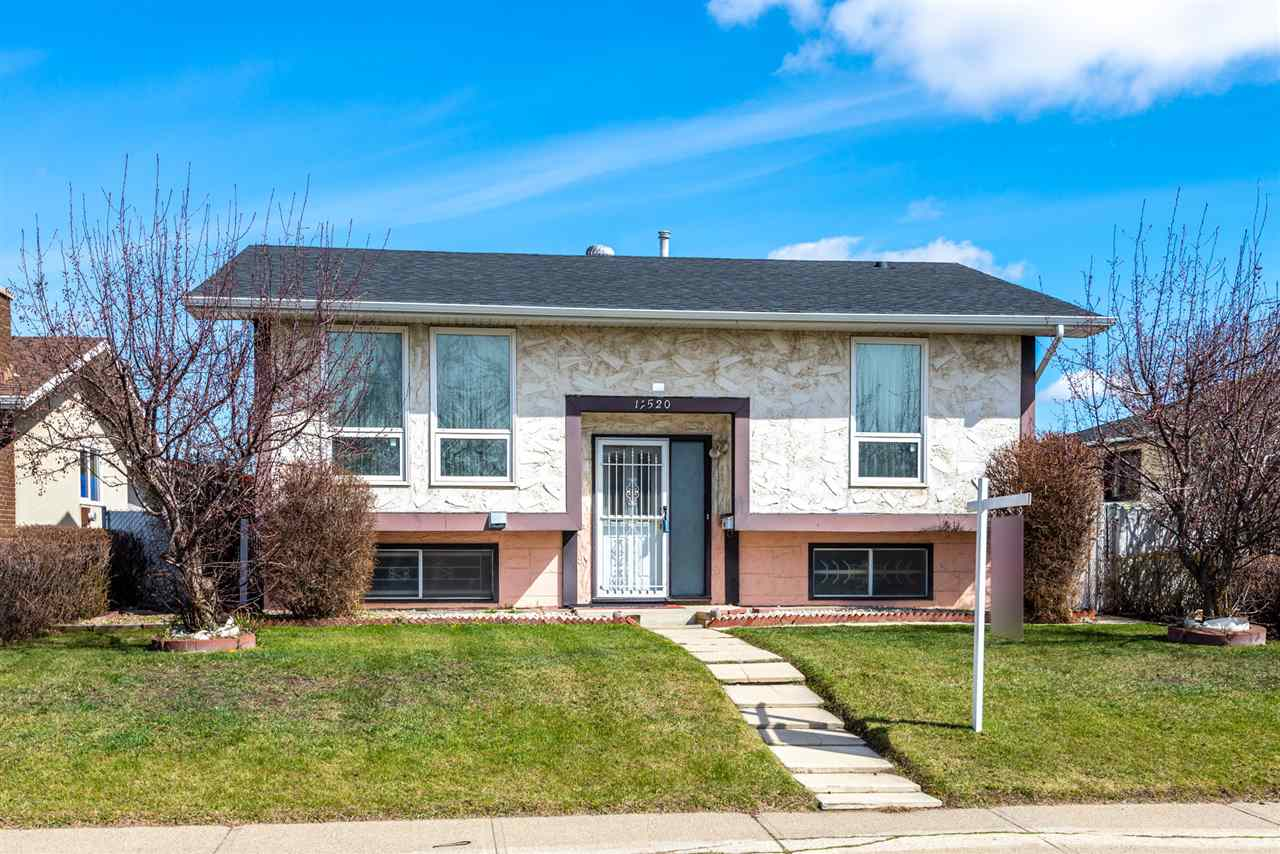 MLS® listing #E4155290 for sale located at 11520 152 Avenue