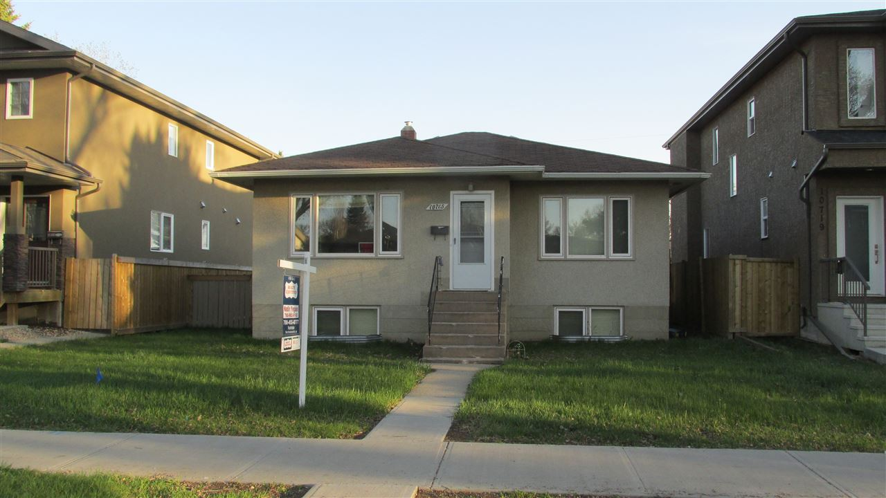 MLS® listing #E4155296 for sale located at 10715 70 AVENUE