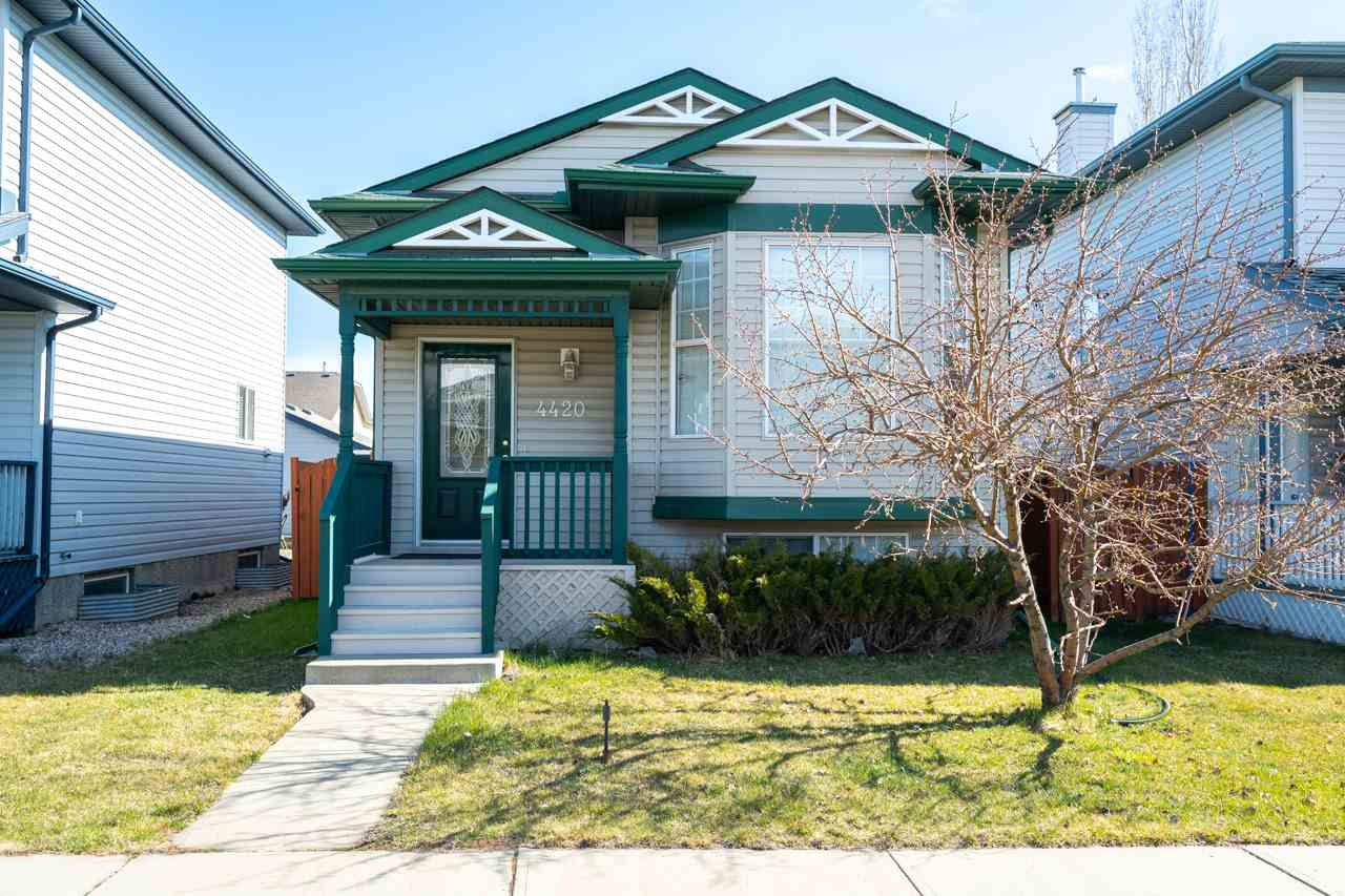 MLS® listing #E4155312 for sale located at 4420 150 Avenue