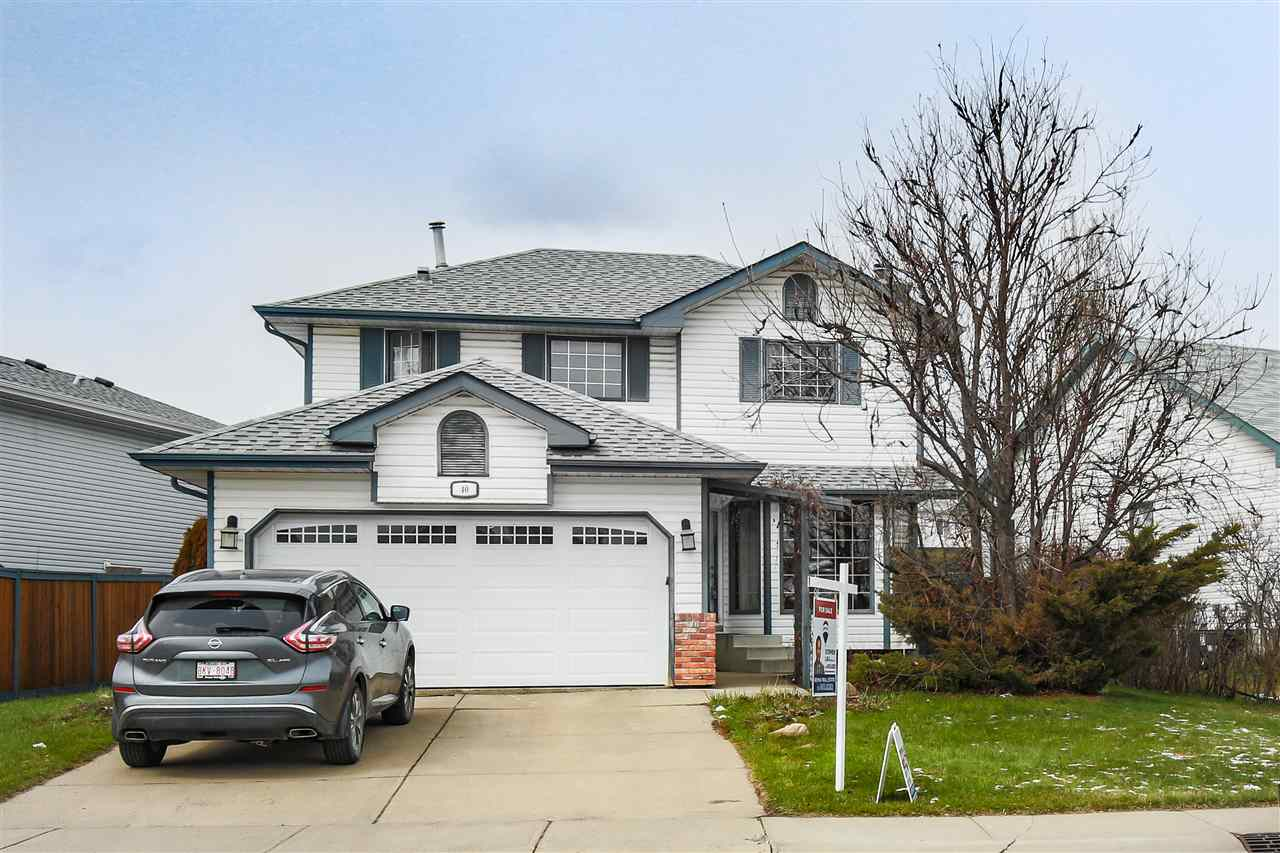 MLS® listing #E4155323 for sale located at 40 JEFFERSON Road