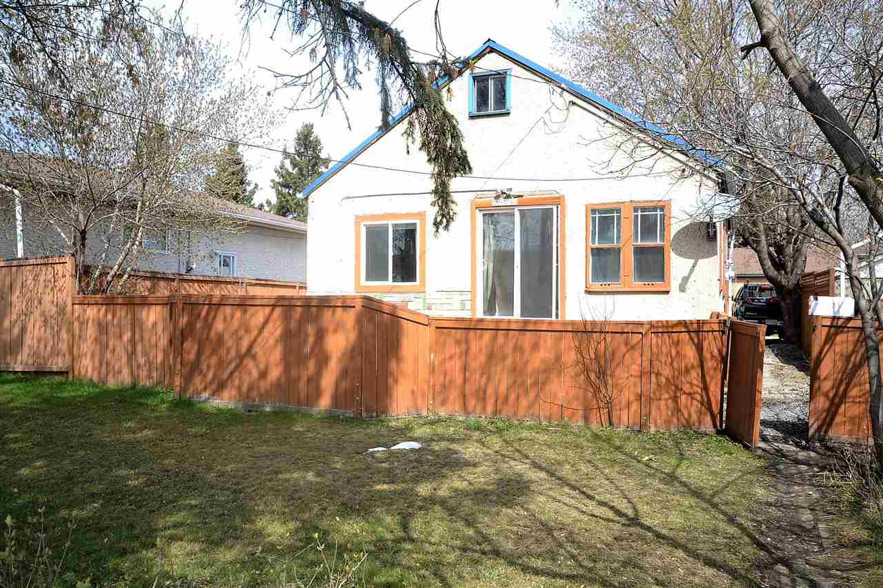 MLS® listing #E4155324 for sale located at 12506 127 Avenue NW