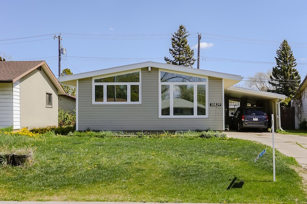 MLS® listing #E4155329 for sale located at 10839 149 Street