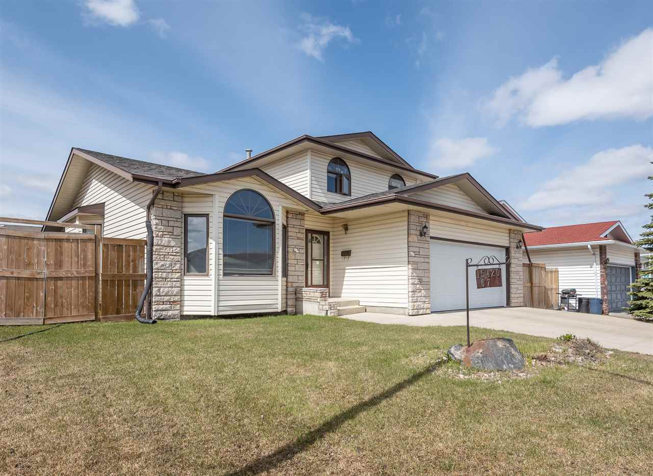 MLS® listing #E4155377 for sale located at 15420 67 Street