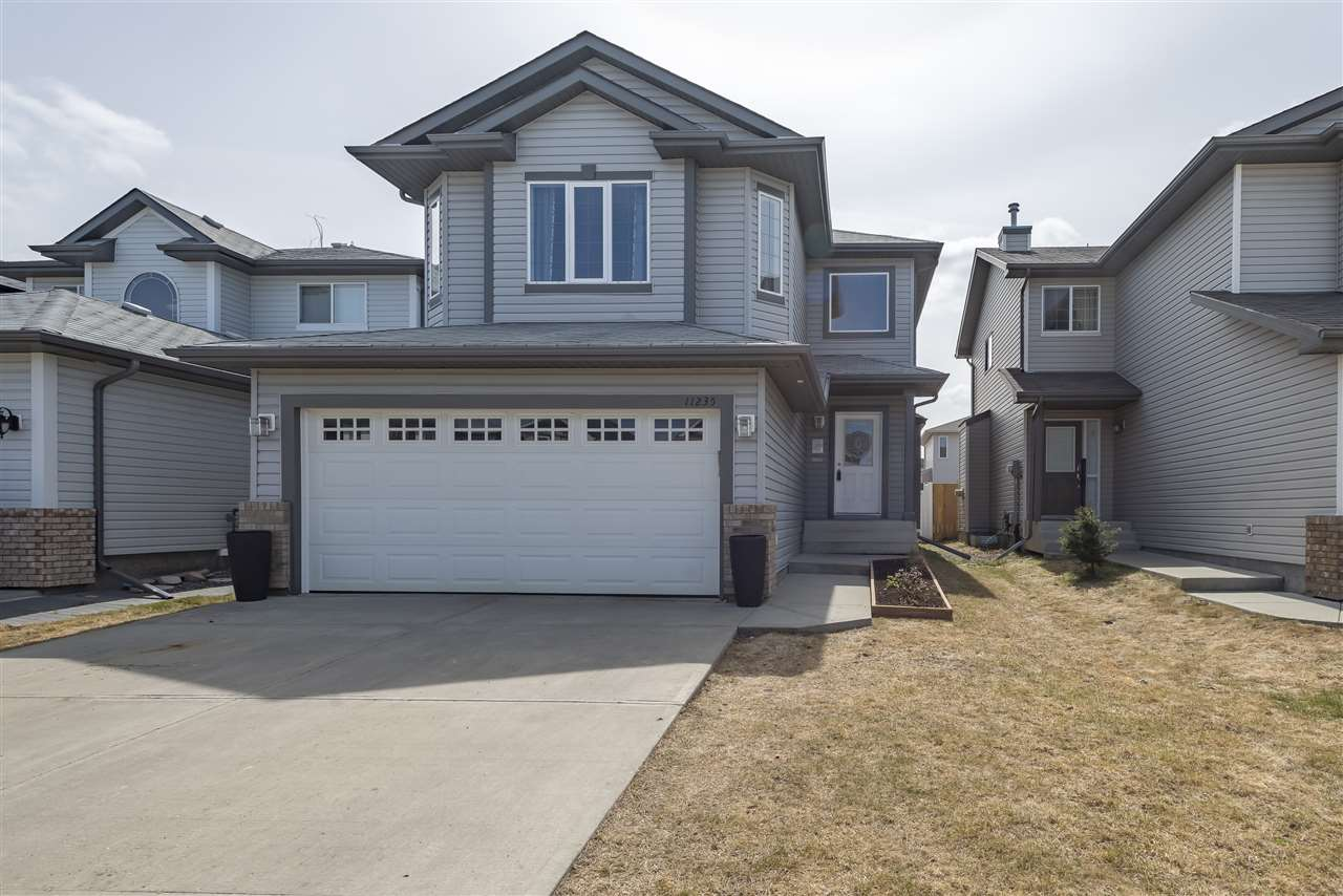 MLS® listing #E4155380 for sale located at 11235 167B Avenue