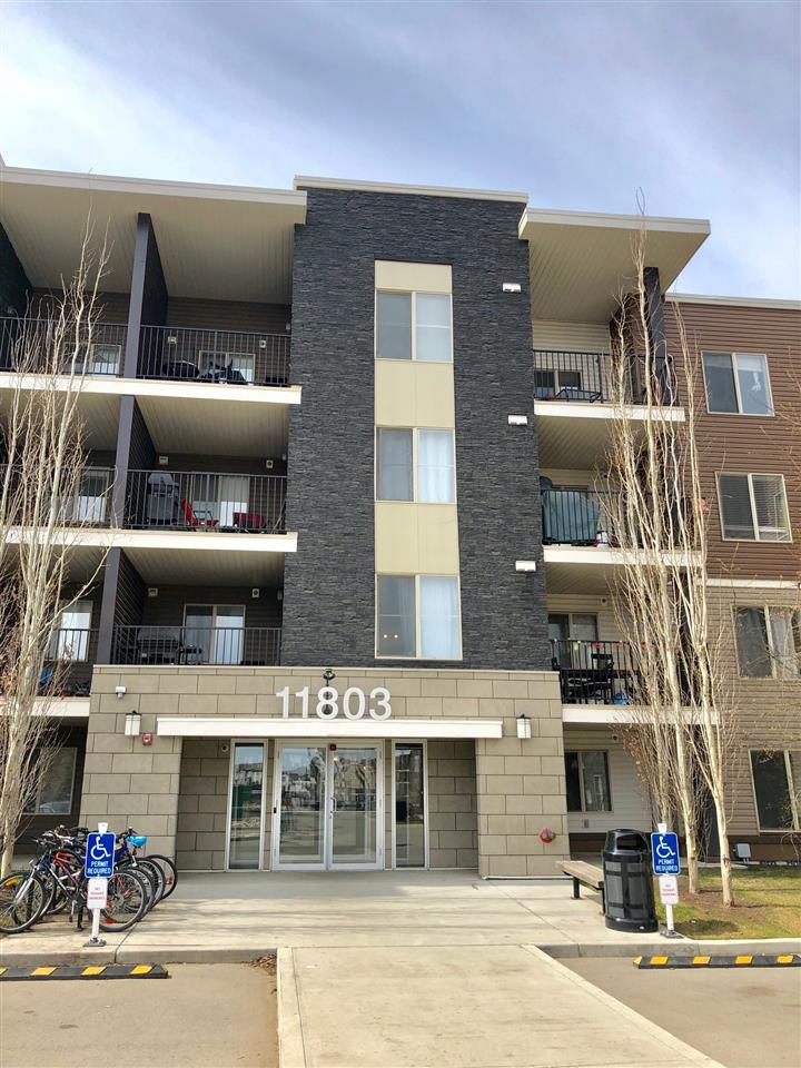 MLS® listing #E4155387 for sale located at 114 11803 22 Avenue