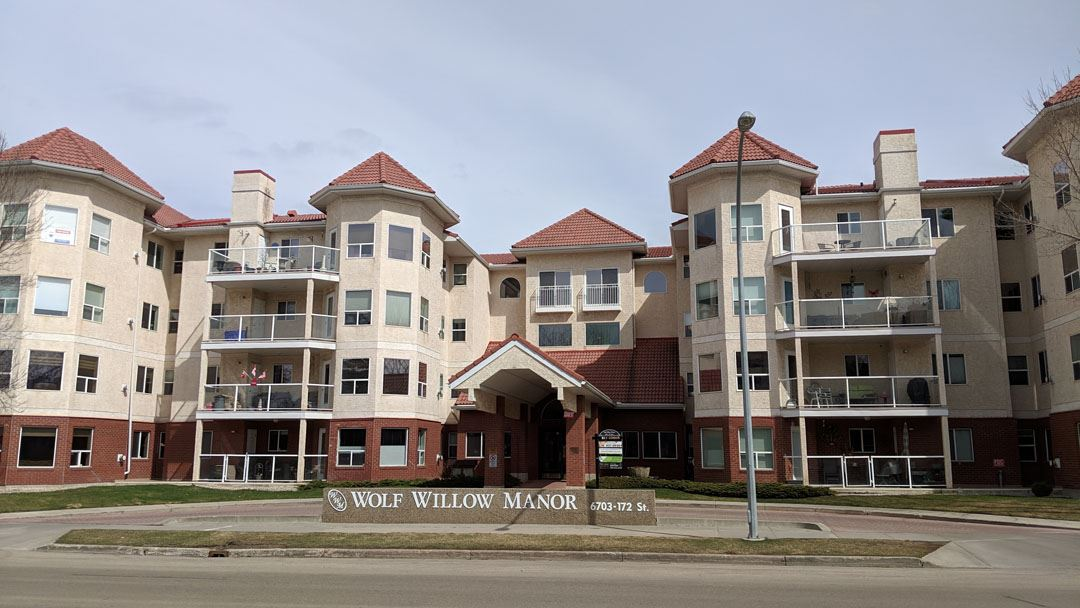 MLS® listing #E4155397 for sale located at 131 6703 172 Street