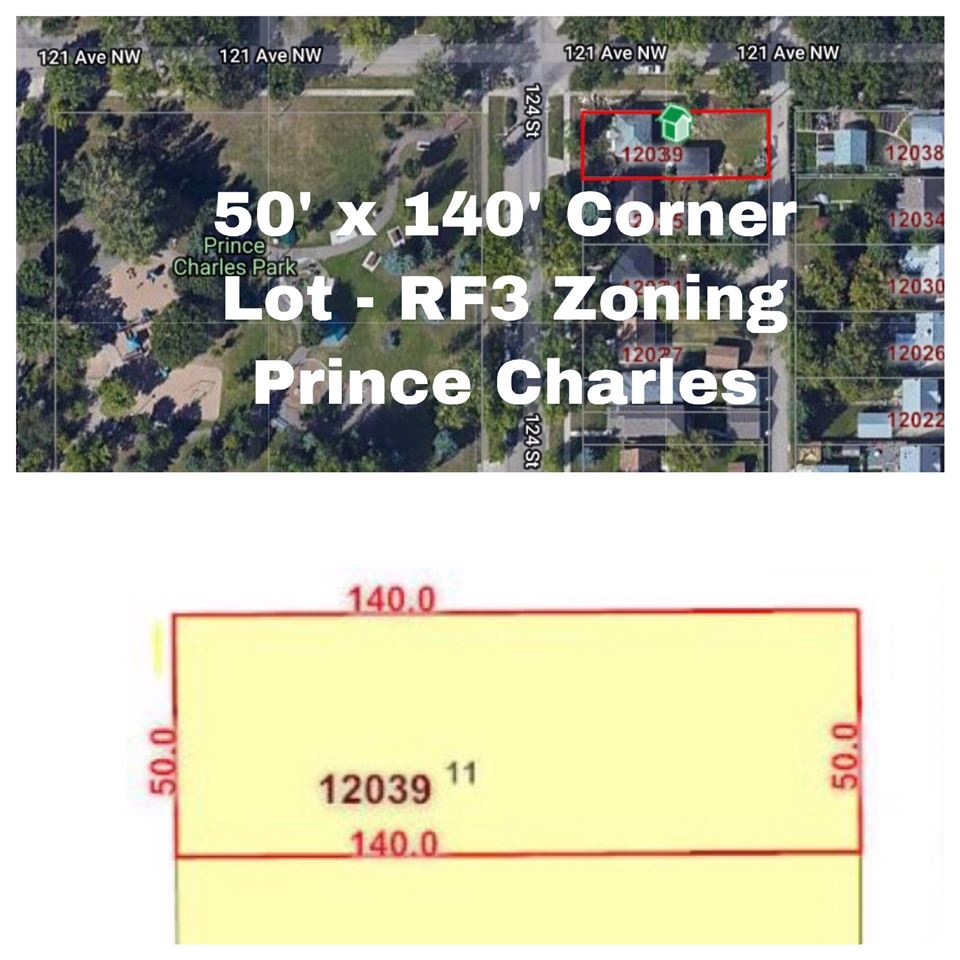 MLS® listing #E4155420 for sale located at 12039 124 Street