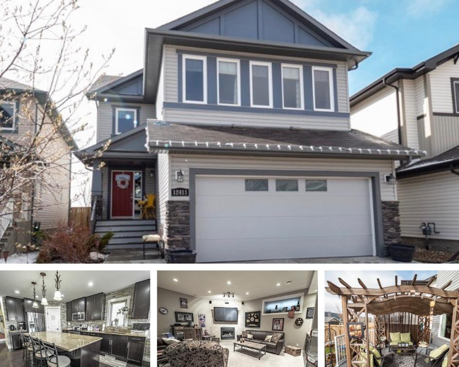 MLS® listing #E4155422 for sale located at 12411 171 Avenue