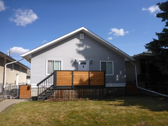 MLS® listing #E4155436 for sale located at 9414 110 Avenue