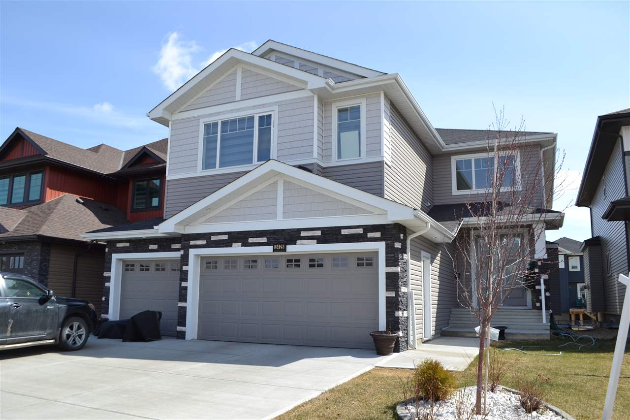 MLS® listing #E4155449 for sale located at 2426 Ashcraft Crescent