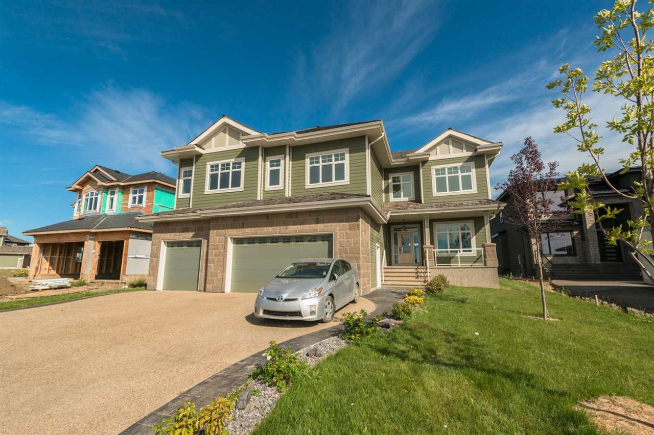 MLS® listing #E4155455 for sale located at 5911 30 Street NE