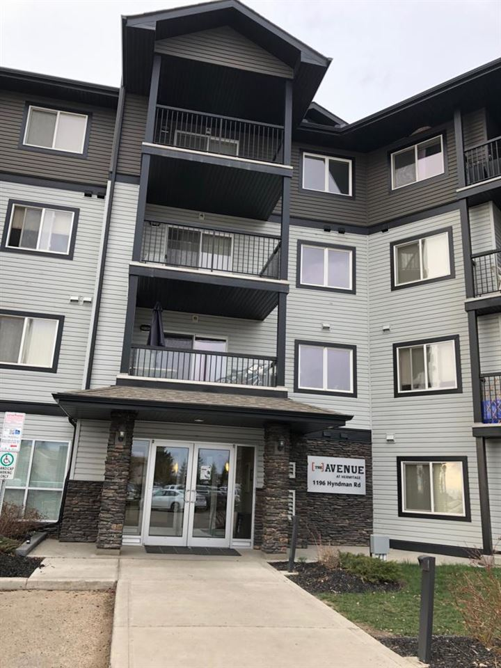 MLS® listing #E4155470 for sale located at 252 1196 Hyndman Road
