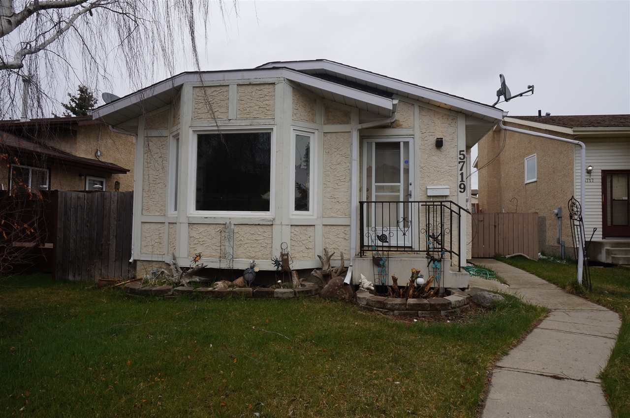 MLS® listing #E4155484 for sale located at 5719 188 Street