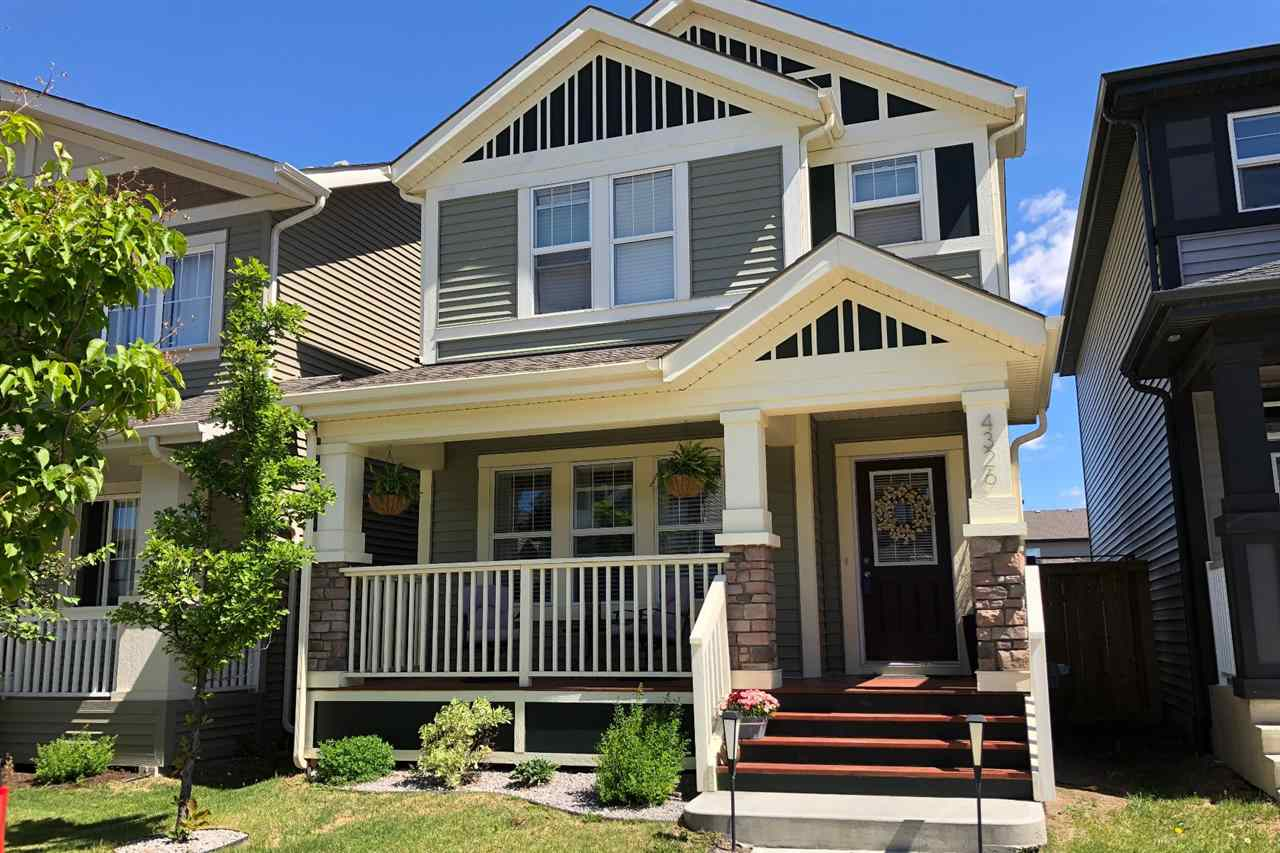 MLS® listing #E4155503 for sale located at 4326 Prowse Link