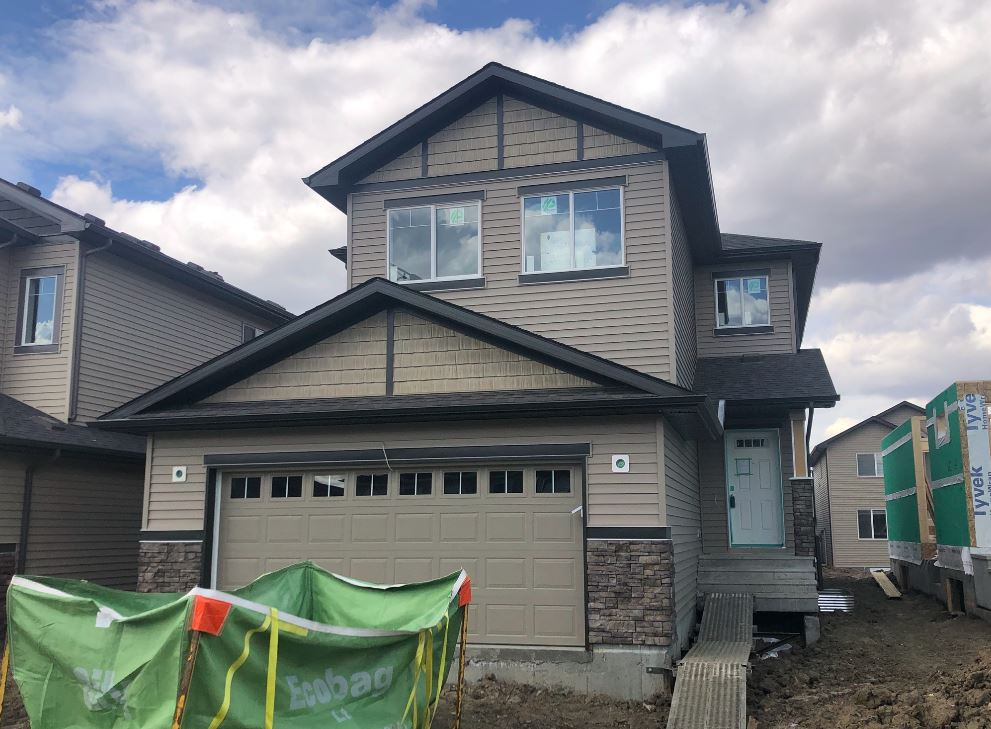 MLS® listing #E4155505 for sale located at 424 41 Avenue