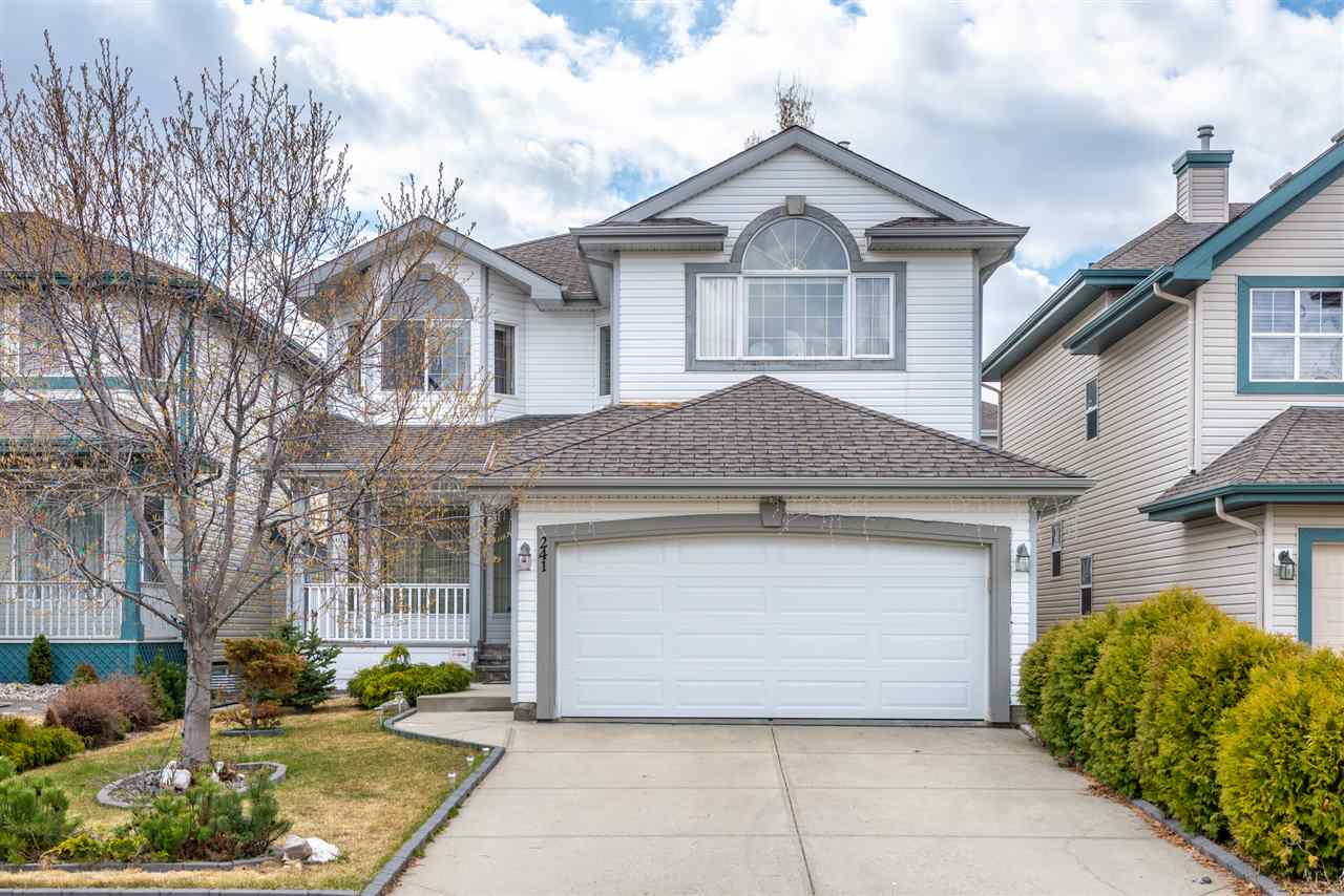 MLS® listing #E4155575 for sale located at 241 HILLIARD GREEN Green