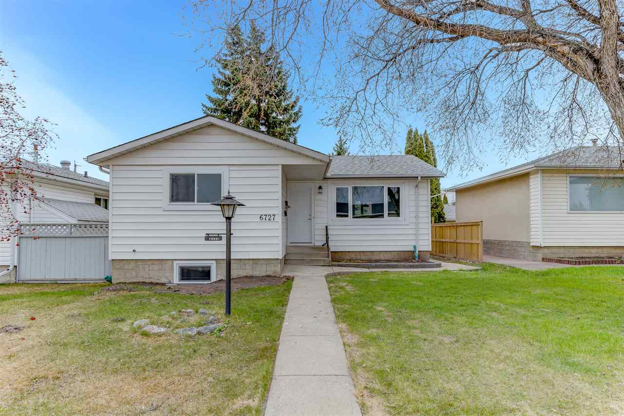 MLS® listing #E4155580 for sale located at 6727 136 Avenue