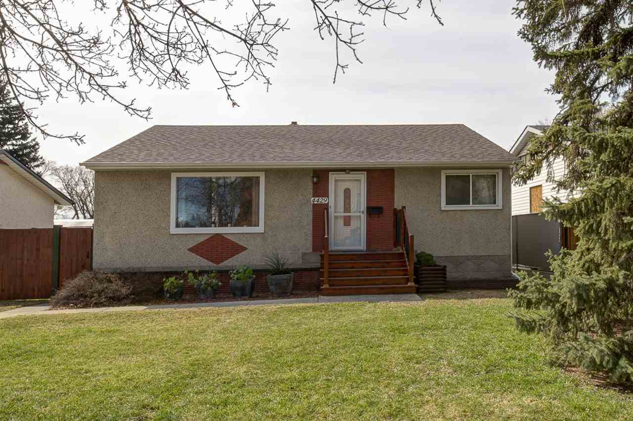 MLS® listing #E4155604 for sale located at 4429 117 Avenue