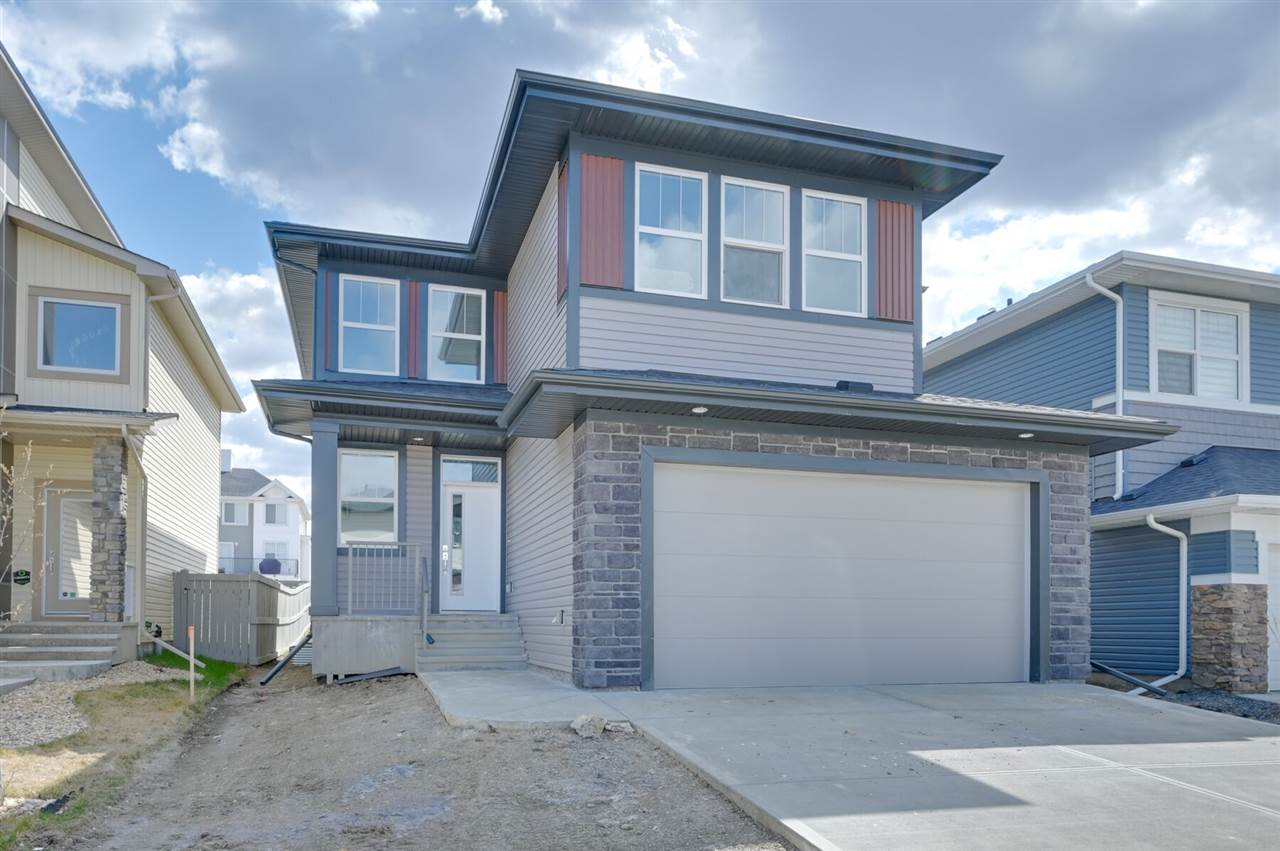 MLS® listing #E4155609 for sale located at 7631 181 Avenue