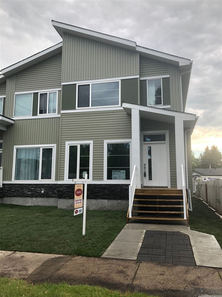 MLS® listing #E4155623 for sale located at 12904 123 Street
