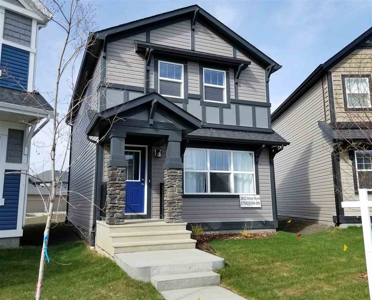 MLS® listing #E4155632 for sale located at 2825 ANTON Wynd