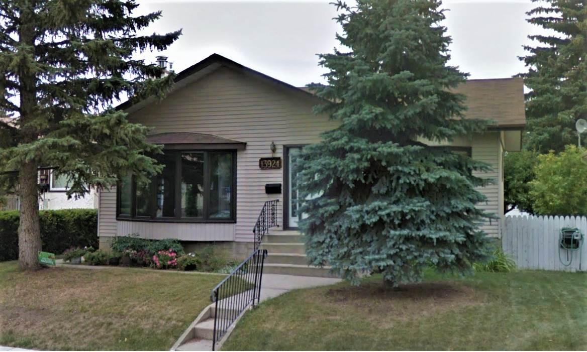 MLS® listing #E4155642 for sale located at 13924 119 Avenue