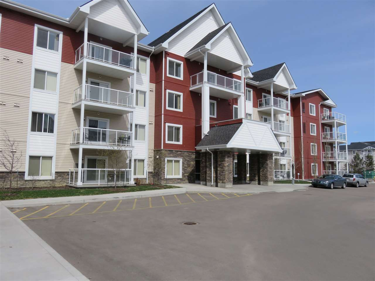 MLS® listing #E4155656 for sale located at 108 2229 44 Avenue