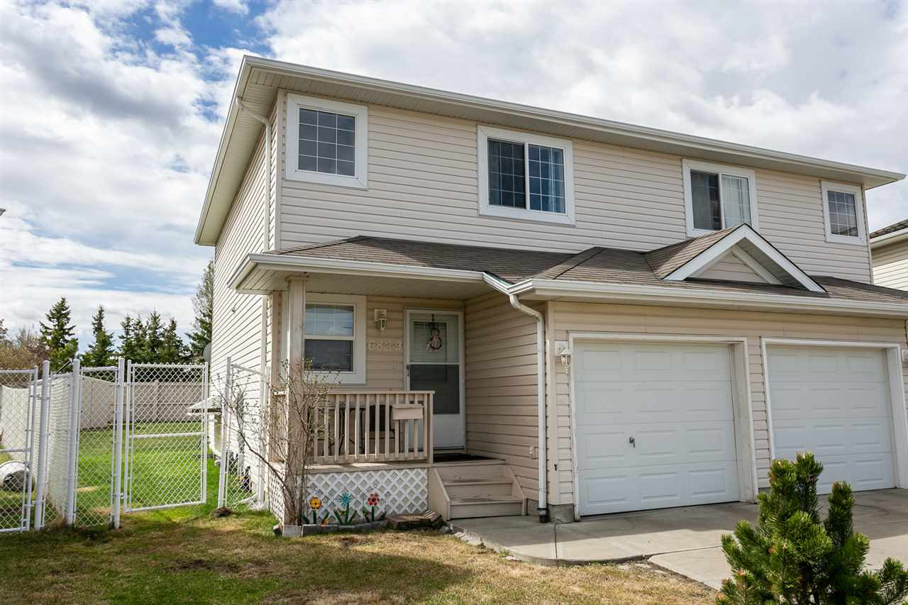 MLS® listing #E4155661 for sale located at 6829 159A Avenue