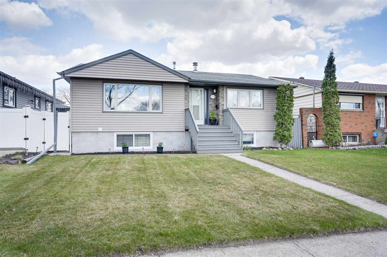 MLS® listing #E4155696 for sale located at 12231 56 Street