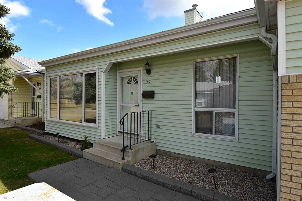 MLS® listing #E4155716 for sale located at 102 17703 64 Avenue