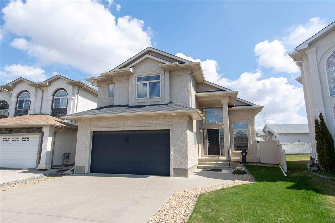 MLS® listing #E4155725 for sale located at 16619 70 Street
