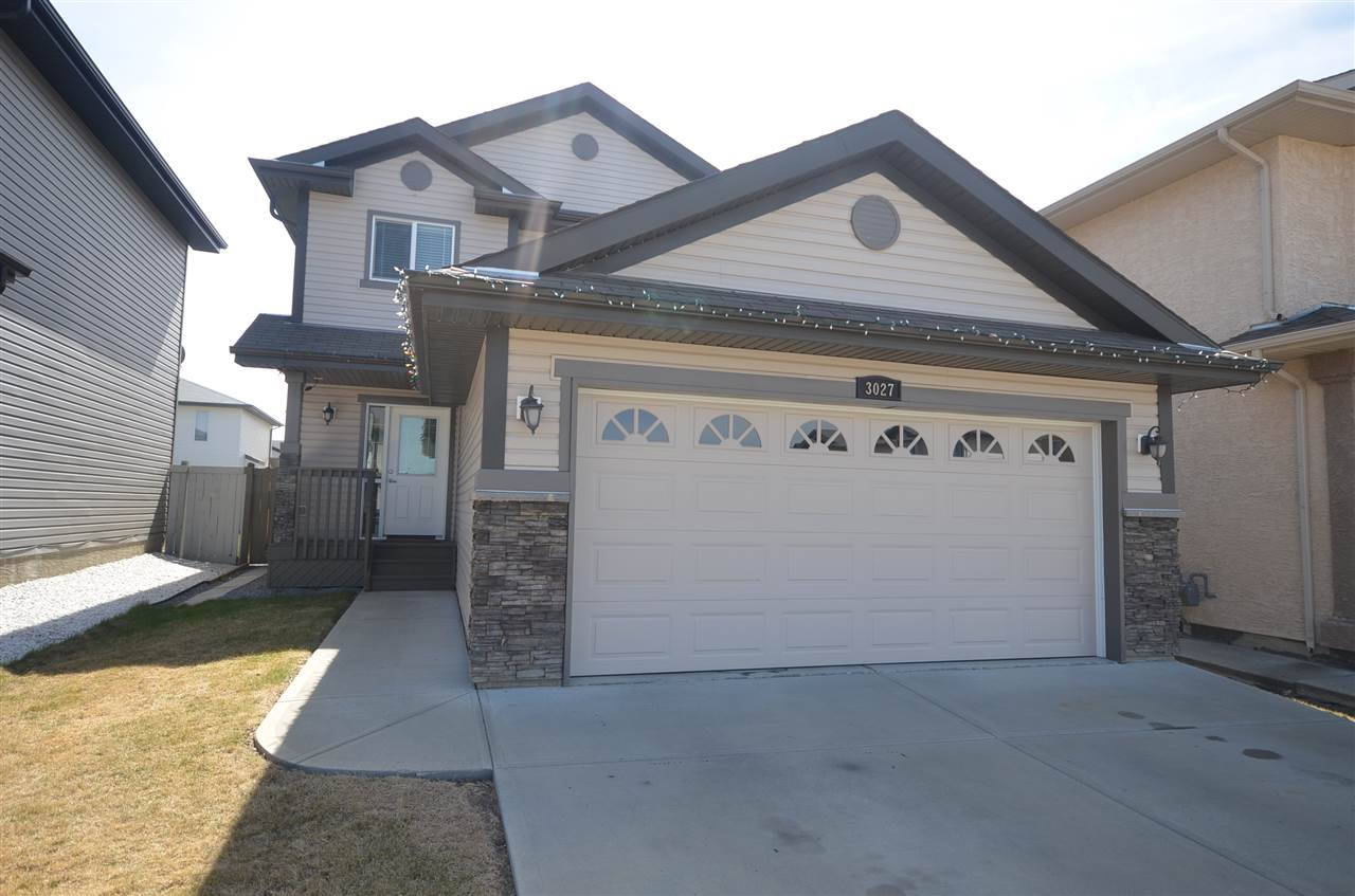 MLS® listing #E4155730 for sale located at 3027 26 Avenue