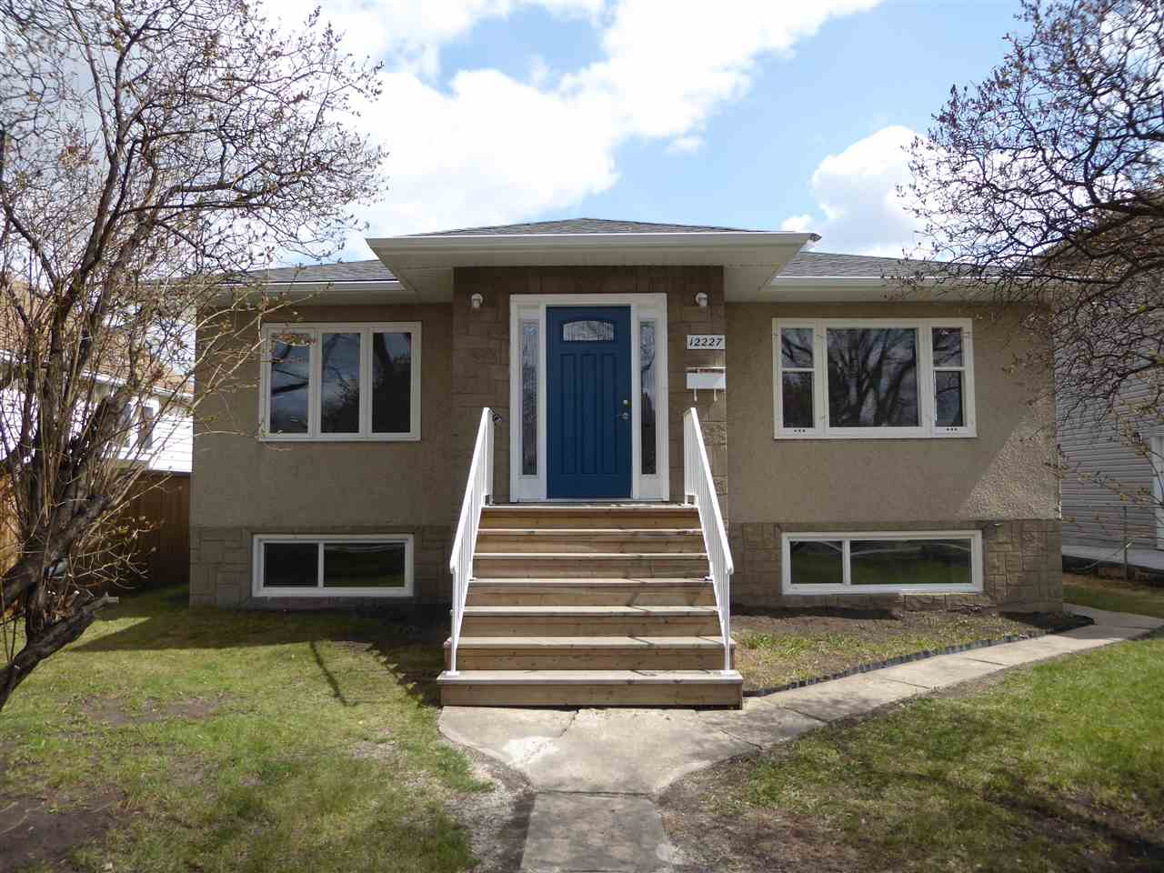MLS® listing #E4155735 for sale located at 12227 101 Street NW