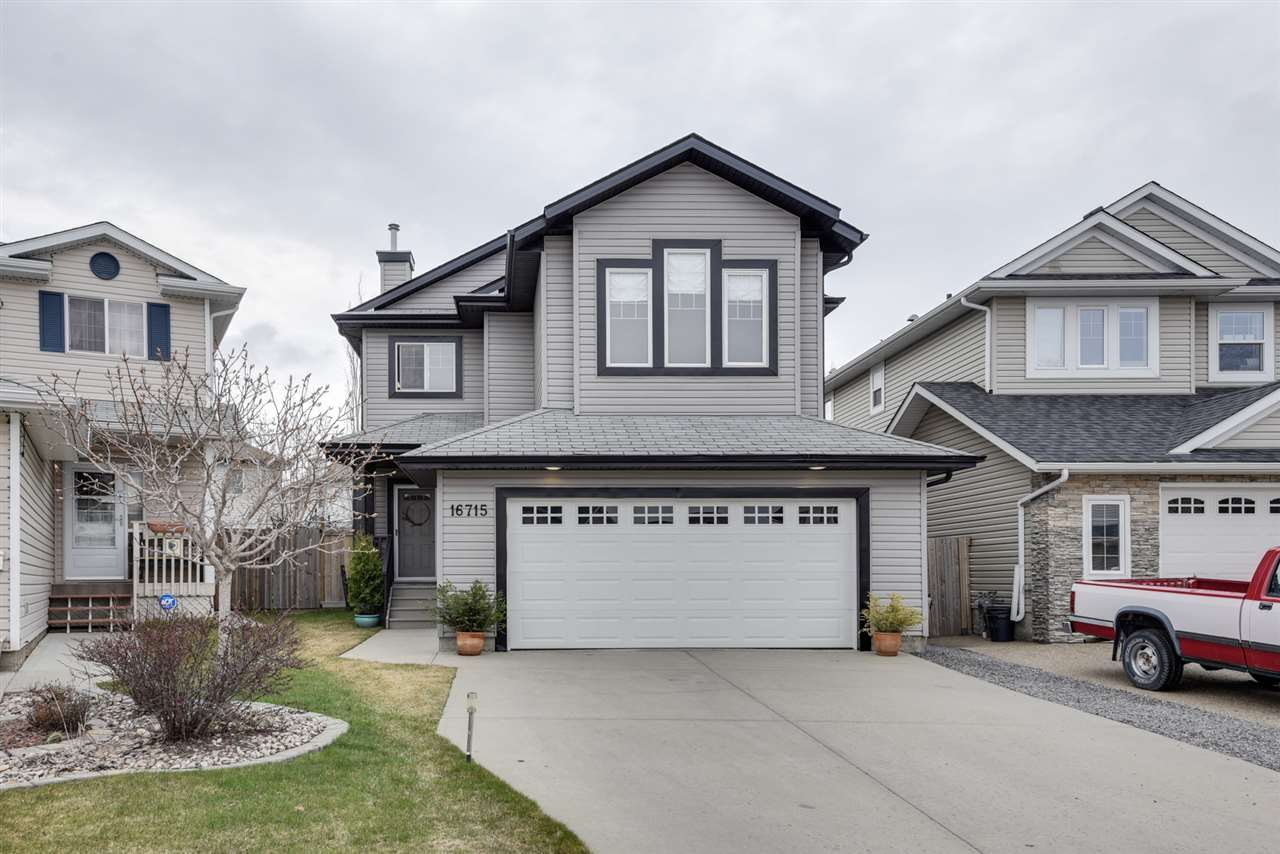 MLS® listing #E4155746 for sale located at 16715 113 Street