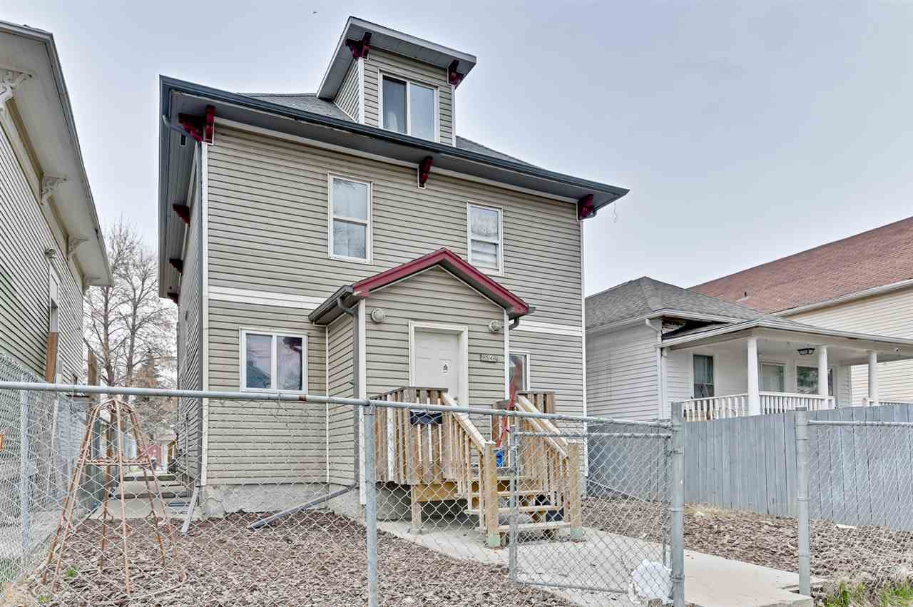 MLS® listing #E4155757 for sale located at 9546 106A Avenue