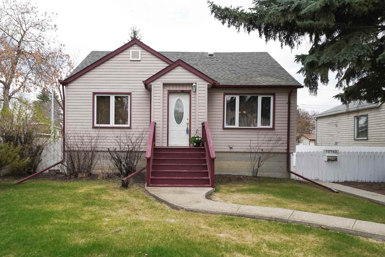 MLS® listing #E4155816 for sale located at 12143 80 Street