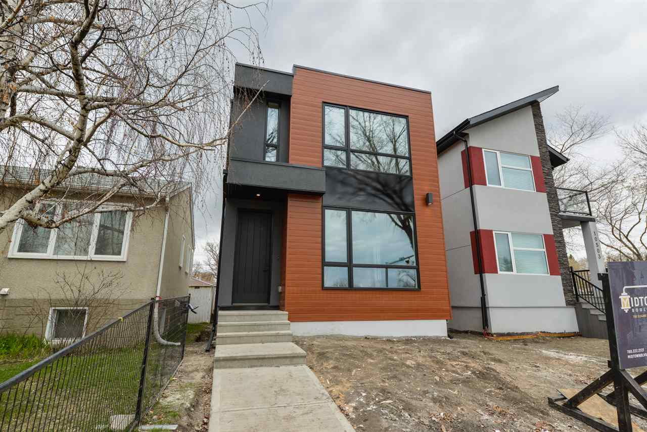 MLS® listing #E4155824 for sale located at 10505 84 Street