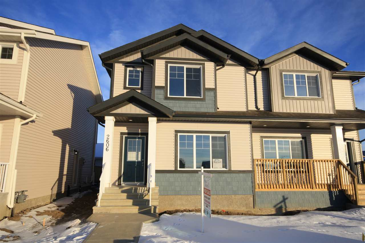 MLS® listing #E4155844 for sale located at 2606 19A Avenue