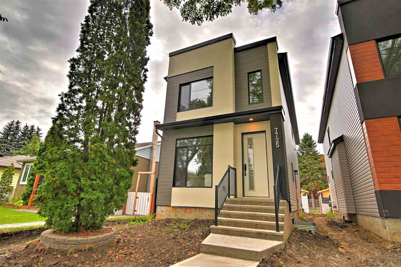 MLS® listing #E4155851 for sale located at 7725 83 Avenue