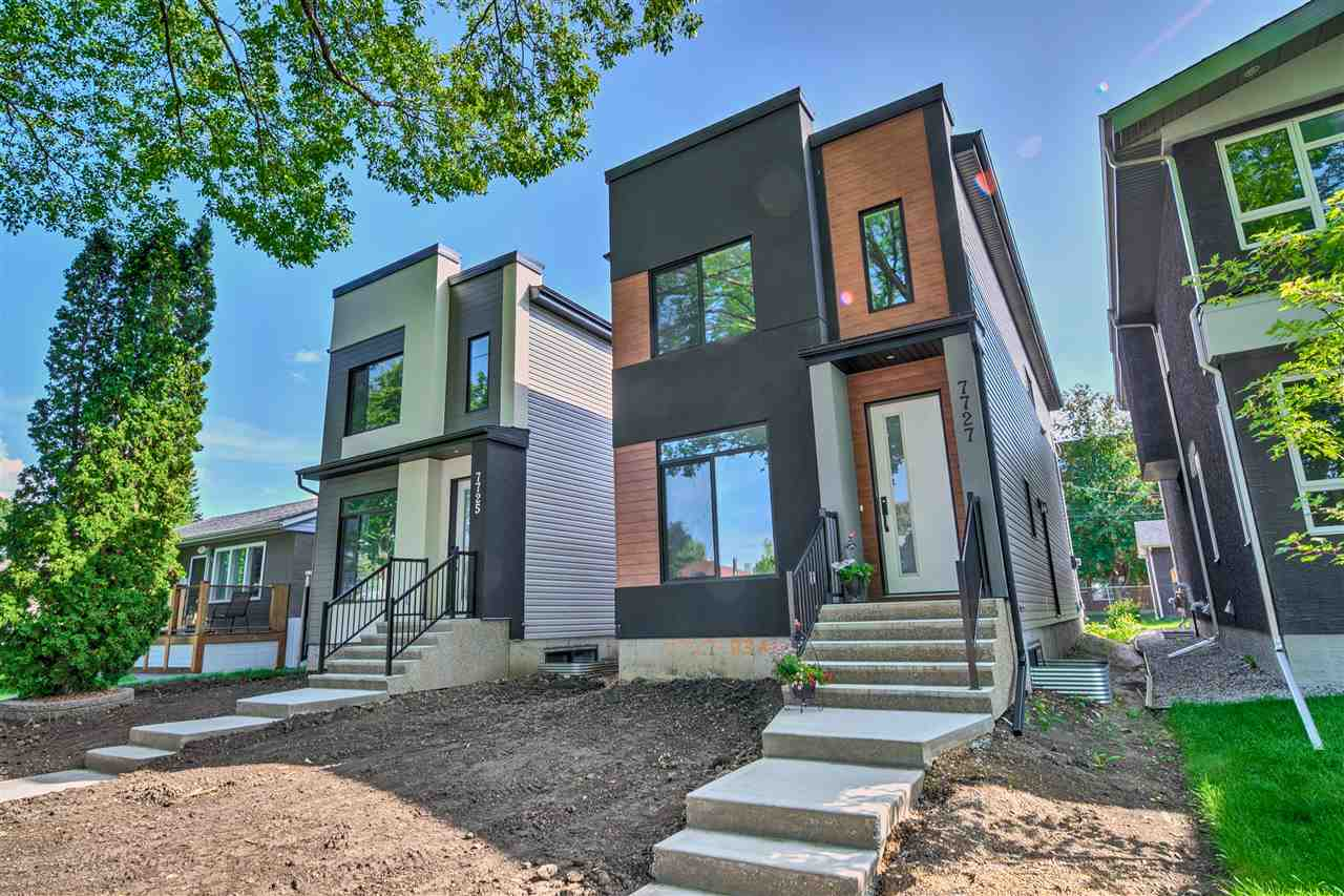 MLS® listing #E4155854 for sale located at 7727 83 Avenue
